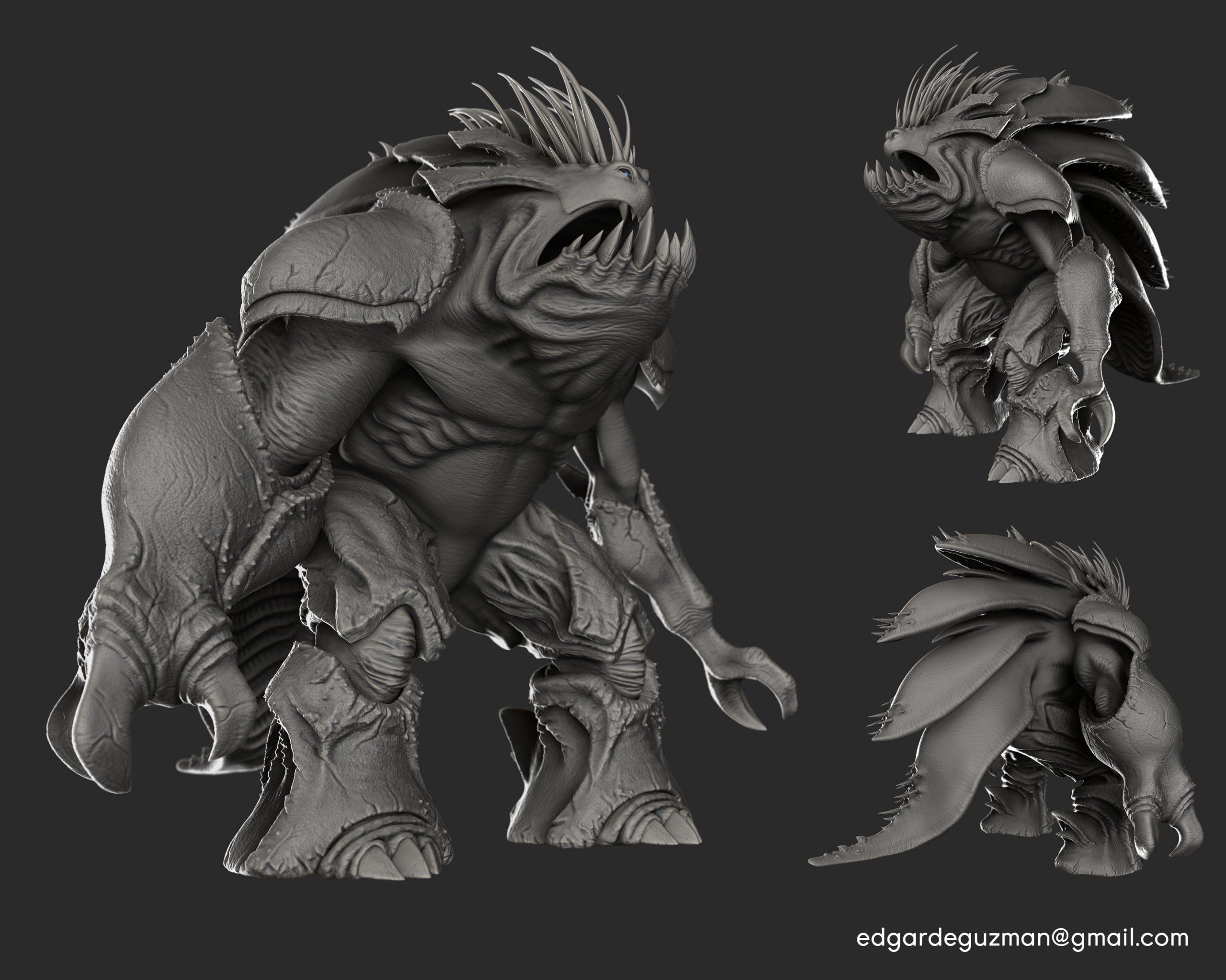Slug Kaiju